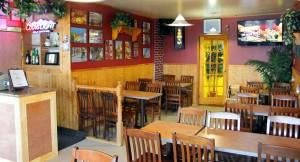 Big G's Pizza: Dining Room